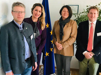 Vymýcení afrického moru prasat hlavním tématem setkání FACE s komisařkou EU