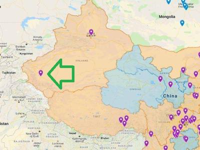 Virus AMP v Číně překonal 1100 km