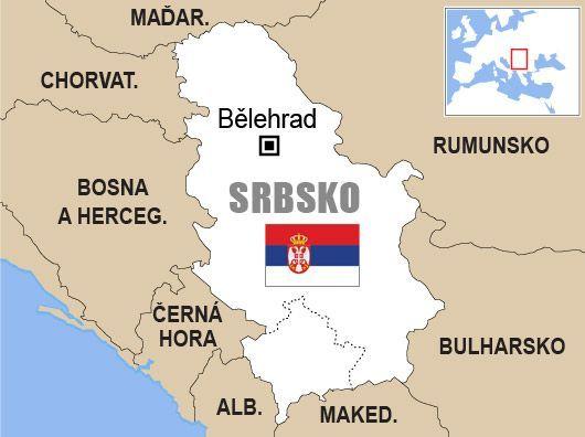 Africký mor prasat byl potvrzen v Srbsku