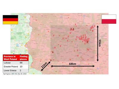 Africký mor prasat se vyskytl 21 kilometrů od německé hranice