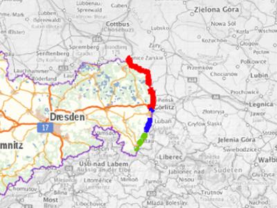 Ochranný plot proti vniknutí afrického moru do Saska byl dokončen