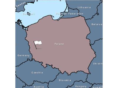 První výskyt afrického moru u prasat domácích na západě Polska