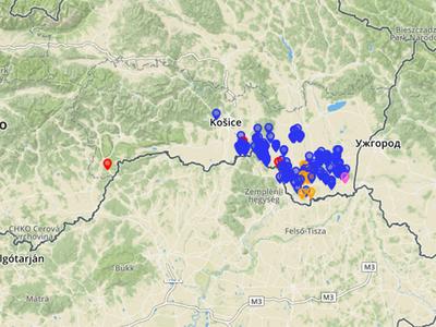 AMP se na Slovensku rozšířil do dalšího okresu